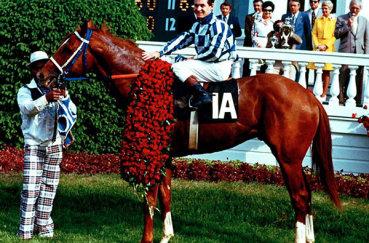 Секретариат - легендарная лошадь Америки