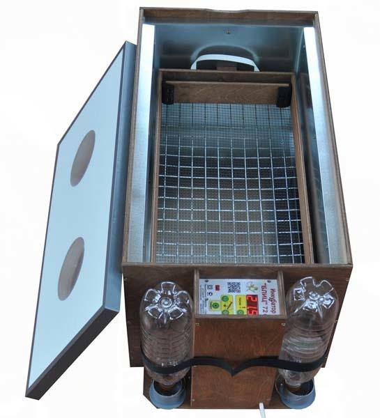 Автоматизированный инкубатор Блиц