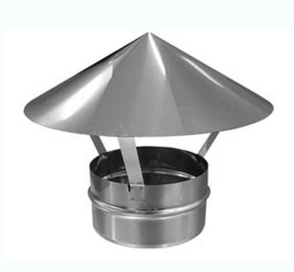 Металлический зонтик на трубу