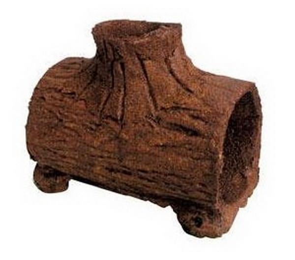 Деревянная конструкция для кролика