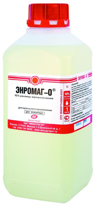 Энромаг-0 во флаконе
