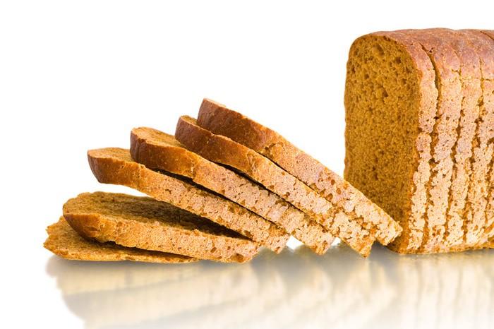 Нарезанный на ломтики хлеб