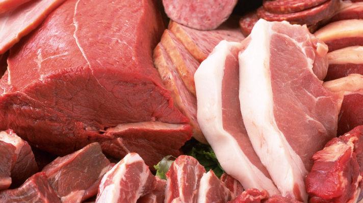 Свиное мясо и сало