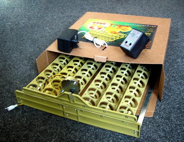 Готовый набор с лотками и моторчиком