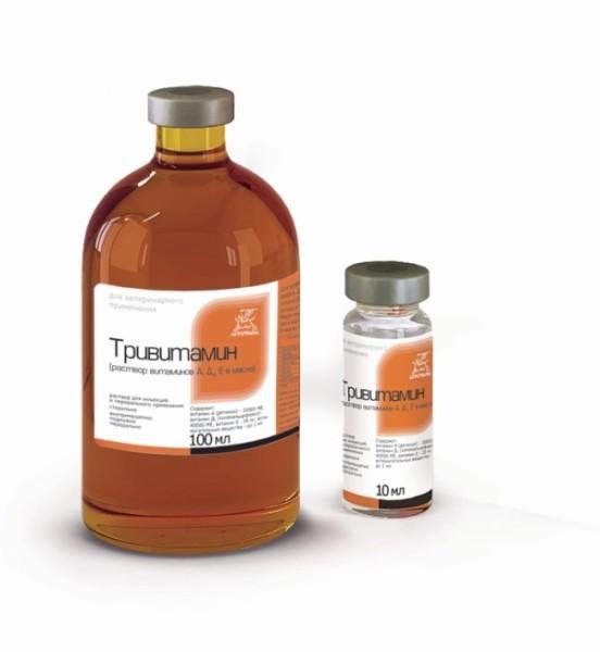 Тривитамин для птиц